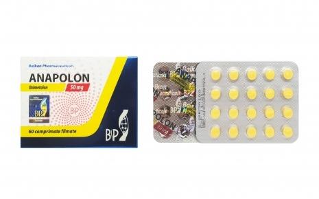 Anapolon Balkan Pharmaceuticals