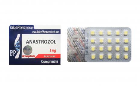 Anastrozol 1mg Balkan Pharmaceuticals