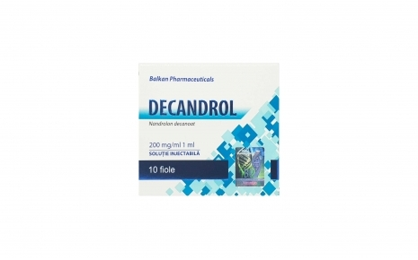 Decandrol Balkan Pharmaceuticals
