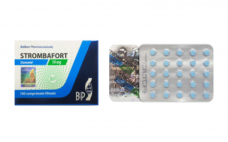 Strombafort 10mg Balkan Pharmaceuticals