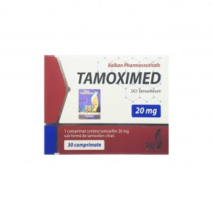 Tamoximed 20mg Balkan Pharmaceuticals